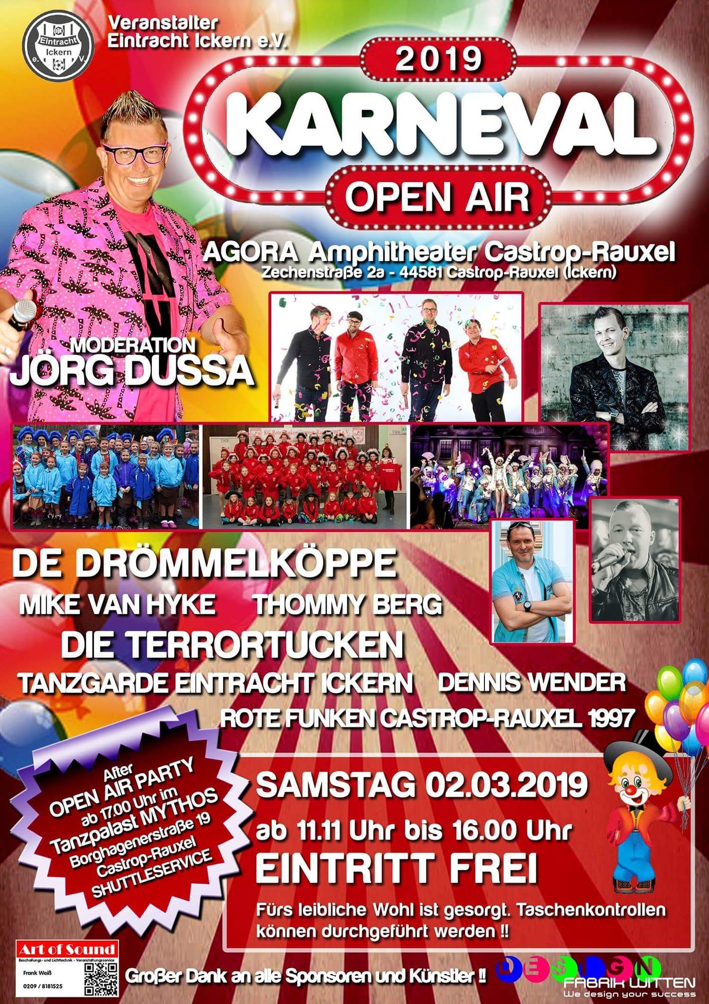 Open Air Karneval 2019