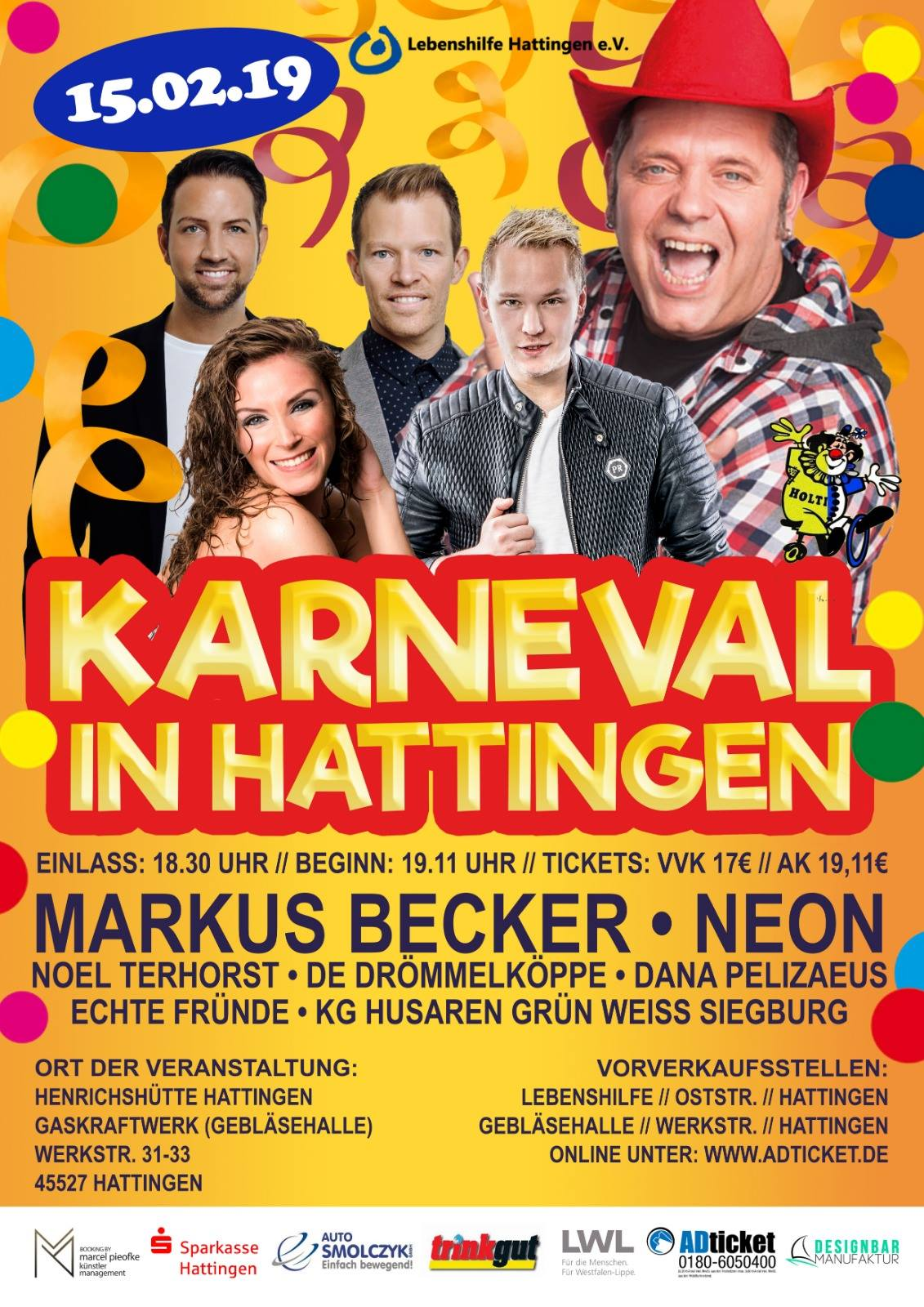 Karneval in Hattingen